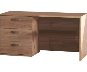 Bureau contemporain chêne clair HOLLY