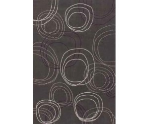 Tapis moderne gris CONVERS