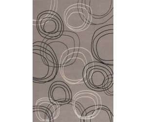 Tapis moderne silver CONVERS