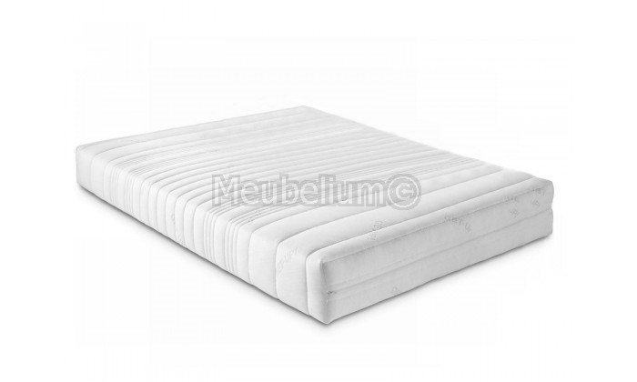 Matelas latex + mousse polyéther NATUREL