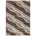 Tapis design moderne coloris beige CHIC